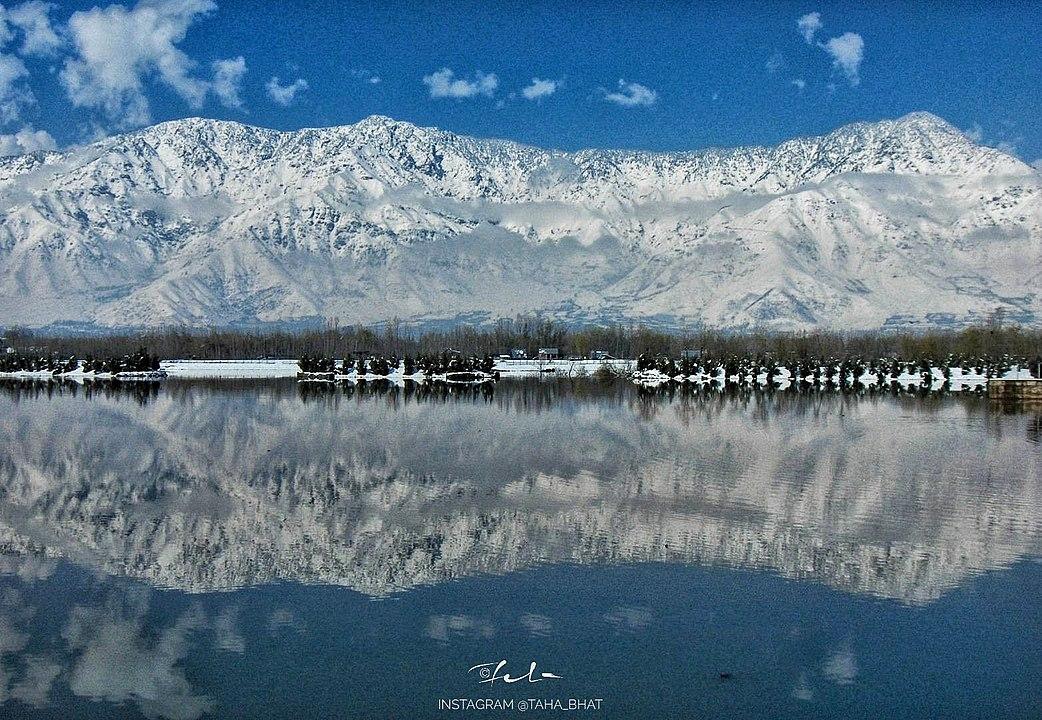 Dal Lake Srinagar.